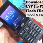 LYF Jio F220B Flash File & Tool – How To Flash Jio F220B