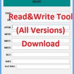 Read and write tool