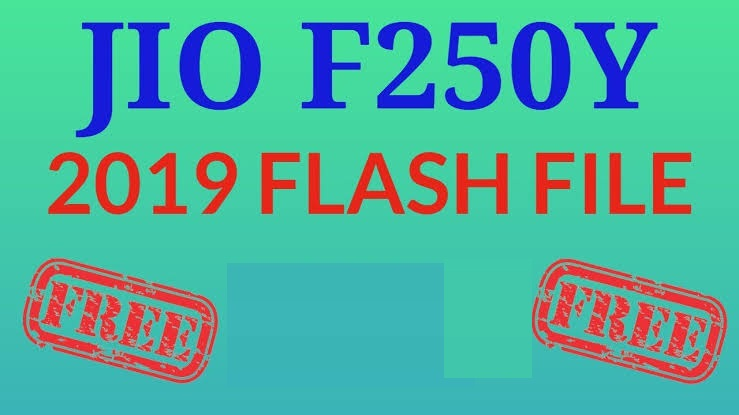 Full Flashing Jiophone F250y