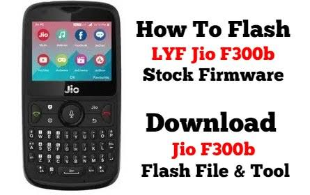 Jiophone 2 full flashing