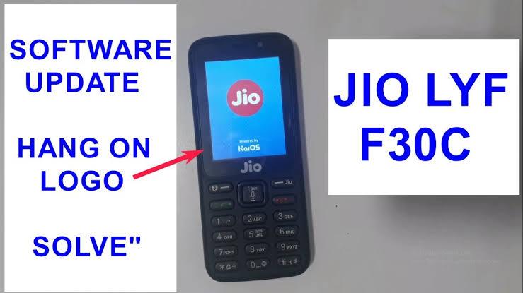 jiophone f30c flash file