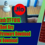 F101K Jiophone Flash Tools