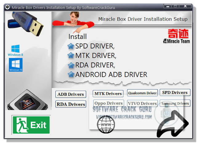 Photo of SG Miracle Drivers Collection 2020 Setup Free Download