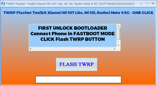 TWRP Flasher
