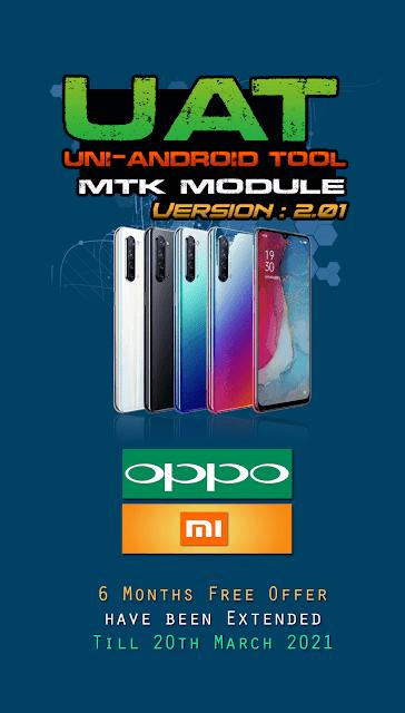 Uni-Android Tool MediaTek