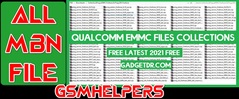 Qualcomm Loader File
