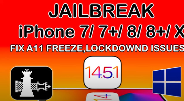 Checkn1x 1.1.7 Jailbreak Windows